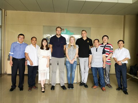 Germany Customers' Visit