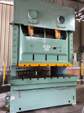 200T AIDA Punch Machine